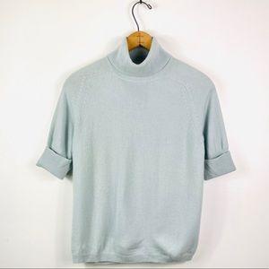 Banana Republic | Short Sleeve Cashmere Sweater